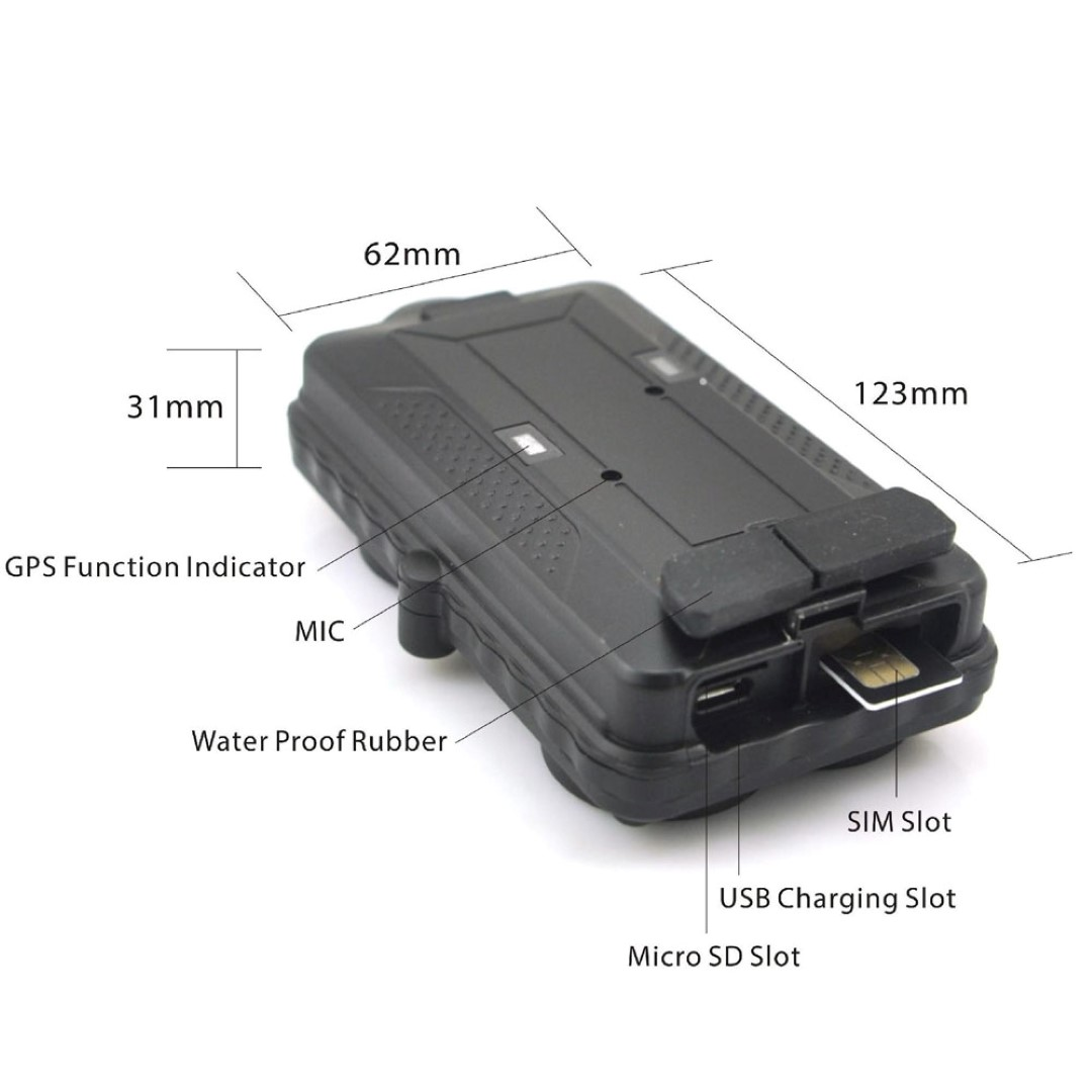 battery gps tracker
