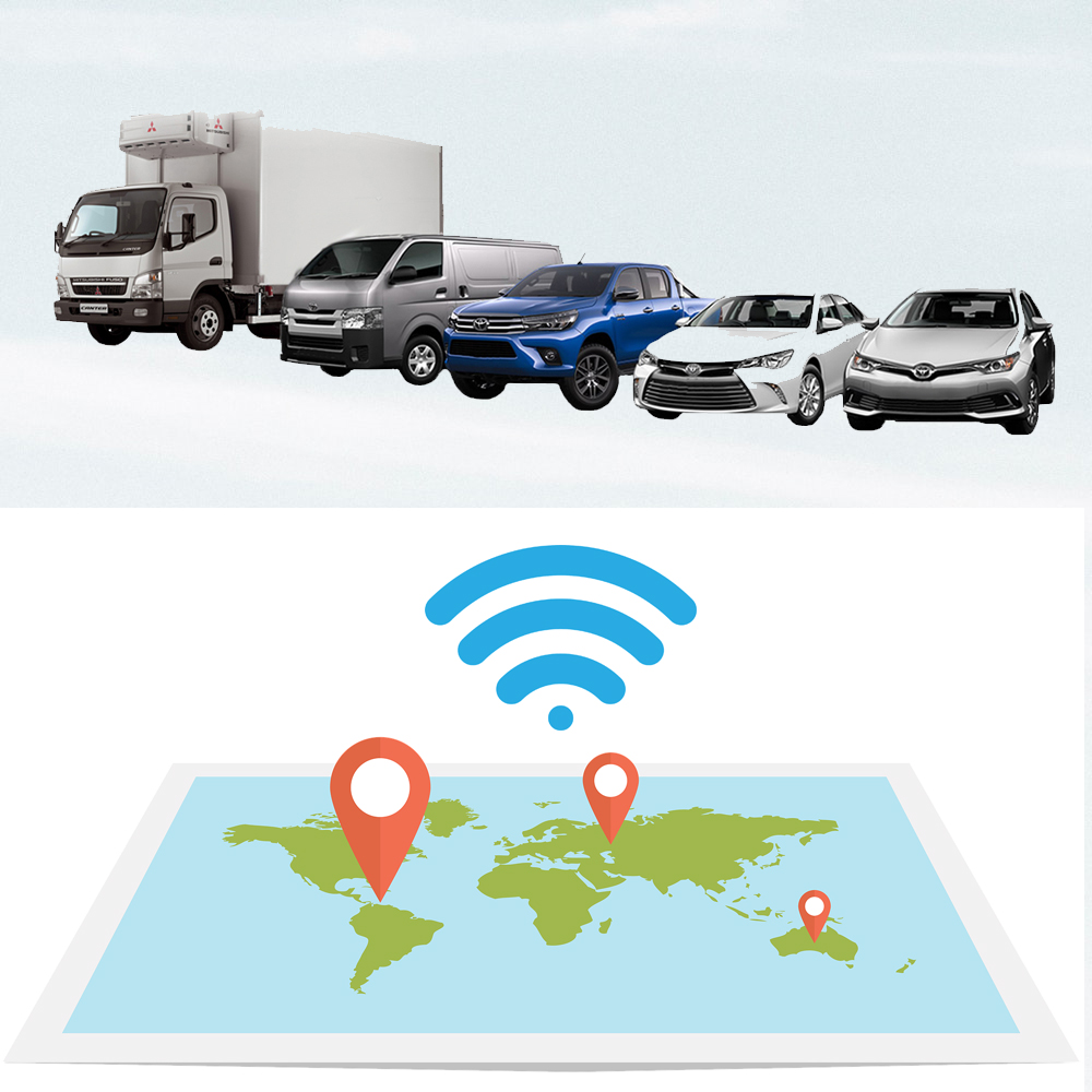 GPYes GPS Vehicle Tracker Solutions