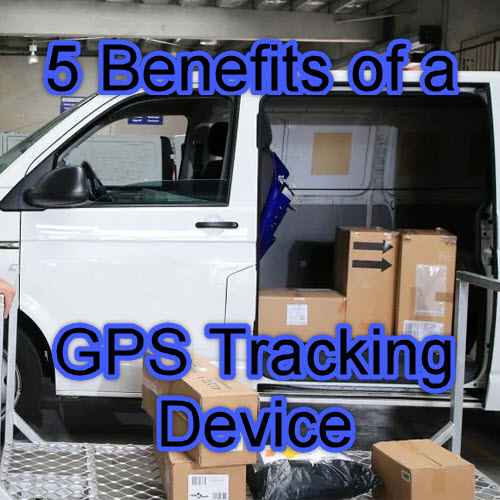5 GPS Tracking Device Benefits