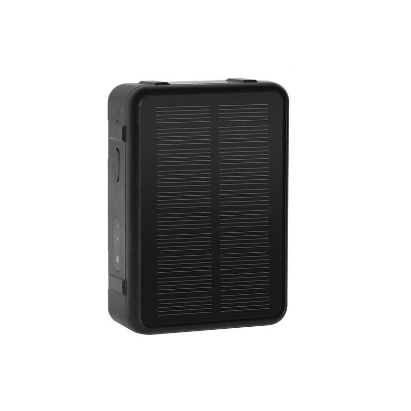 Sun powered GPS Tracker