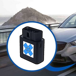 an OBD gps tracker for car