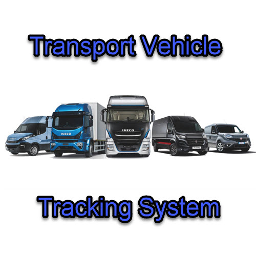 Transport Vehicle Tracking System