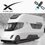 Elon wants Starlink internet into RVs, trucks, boats, and aircraft.